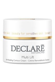 Multi Lift Re-Modeling Contour Cream Ремоделирующий крем с лифтинговым действием, 50ml Declare