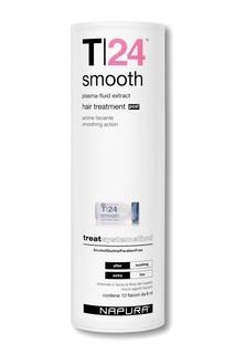 Двухфазные ампулы для исключительной гладкости волос, 12 *8 ml Napura