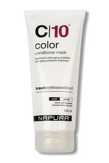 Маска-кондиционер для окрашенных волос, 200 ml Napura