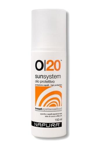 """Масло-спрей """"Солнечная защита"""" для волос, 150 ml"""