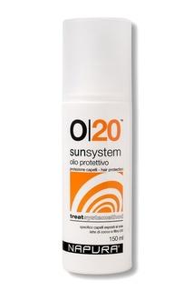 """Масло-спрей """"Солнечная защита"""" для волос, 150 ml Napura"""