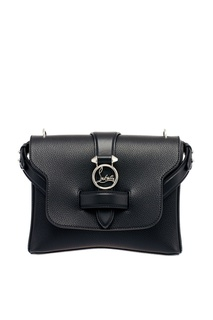 Черная кожаная сумка Rubylou Christian Louboutin