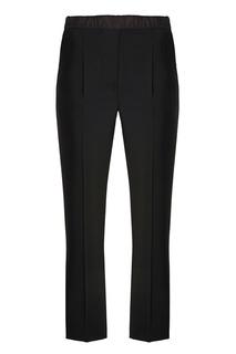 Черные брюки со стрелками Prada