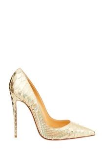 Перламутровые туфли So Kate 120 Christian Louboutin