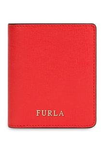 Красный кошелек Babylon Furla