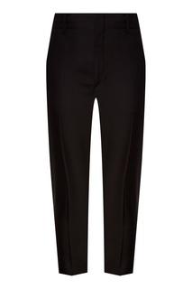 Черные брюки из шерсти Noah Isabel Marant Etoile