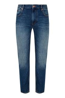 Зауженные голубые джинсы Cliff Isabel Marant Etoile
