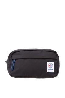 Черная сумка с логотипом Reebok