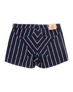 Джинсовые шорты Little Marc Jacobs