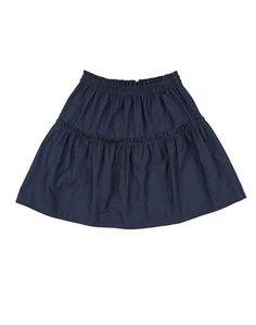 Джинсовая юбка LU LÙ