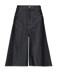 Джинсовые брюки-капри Mm6 Maison Margiela