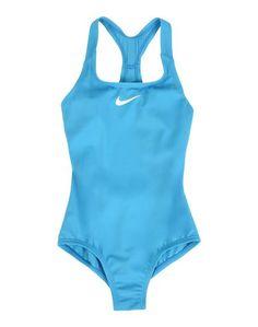 Слитный купальник Nike