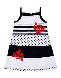 Пляжное платье Monnalisa Beach