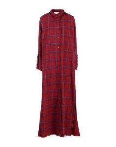 Длинное платье Weili Zheng