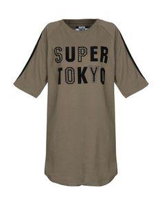 Короткое платье STK Supertokyo