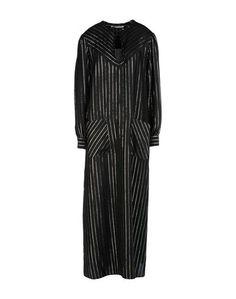 Длинное платье Alessandra Rich