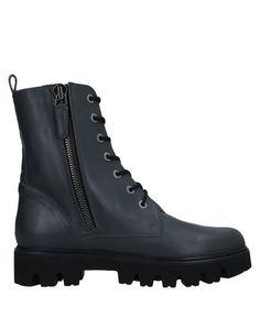 Полусапоги и высокие ботинки Zamagni