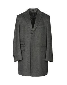 Легкое пальто Hugo Boss