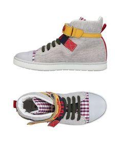Высокие кеды и кроссовки Toys Frankie Morello