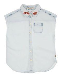 Джинсовая рубашка Scotch Rbelle