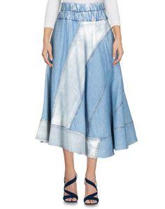 Джинсовая юбка Tela