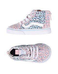 Купить женские кроссовки и кеды леопардовые Vans в интернет-магазине ... fc4f470d04e