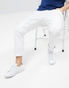 Узкие брюки с 5 карманами Esprit - Белый