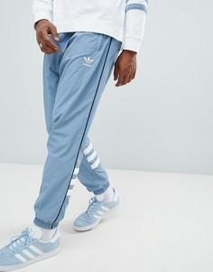 Серые джоггеры из ткани рипстоп adidas Originals Authentic DH3840 - Серый