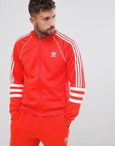 31d95d8f Красная спортивная куртка adidas Originals Authentic Superstar DJ2858 -  Красный