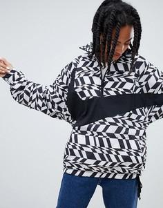 Куртка с принтом на молнии Nike Vaporwave - Мульти