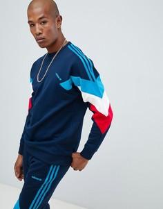 Темно-синий свитшот adidas Originals Palmerston DJ3454 - Темно-синий