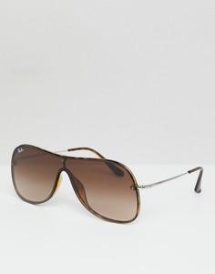 Солнцезащитные очки Ray-Ban 0RB4311 - Черный