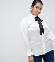 2027ee1cda2 Купить женские блузки с бантом в интернет-магазине Lookbuck