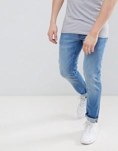 Голубые джинсы скинни Voi Jeans - Синий