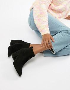 Черные ботинки RAID Kola - Черный