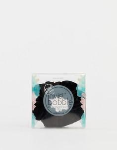 Черная резинка для волос Invisibobble - Резинка для волос со спиралевидным кольцом - Черный
