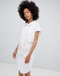 Платье-кокон с принтом Cheap Monday - Белый