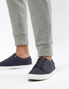 Парусиновые кроссовки Jack & Jones - Темно-синий