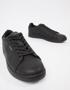 Кроссовки на шнуровке Jack & Jones - Черный