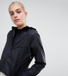 Черная ветровка колор блок Nike - Черный