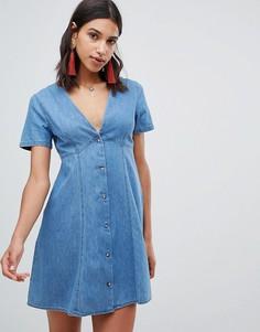 1c86aaaf2b4 Женские вечерние платья на пуговицах – купить в Lookbuck