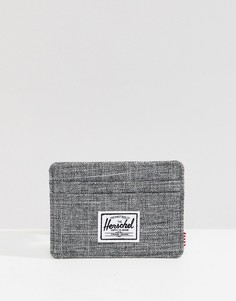 Кредитница с RFID-защитой Herschel Supply Co Charlie - Серый