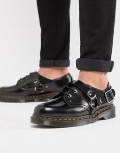 Черные туфли Dr Martens Fulmar - Черный