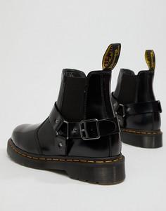 Черные ботинки челси Dr Martens Wincox - Черный