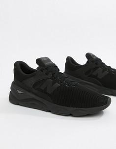 Черные кроссовки New Balance X90 MSX90CRE - Черный