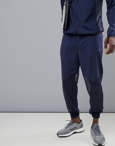 Легкие брюки с дышащей сеткой ASOS 4505 - Темно-синий