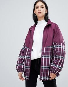 Куртка в клетку ASOS DESIGN - Мульти