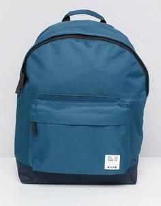 Синий рюкзак с логотипом Nicce - Синий