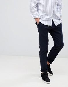 Узкие строгие брюки Esprit - Синий