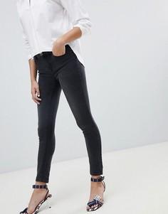 Зауженные джинсы пуш-ап Only - Серый